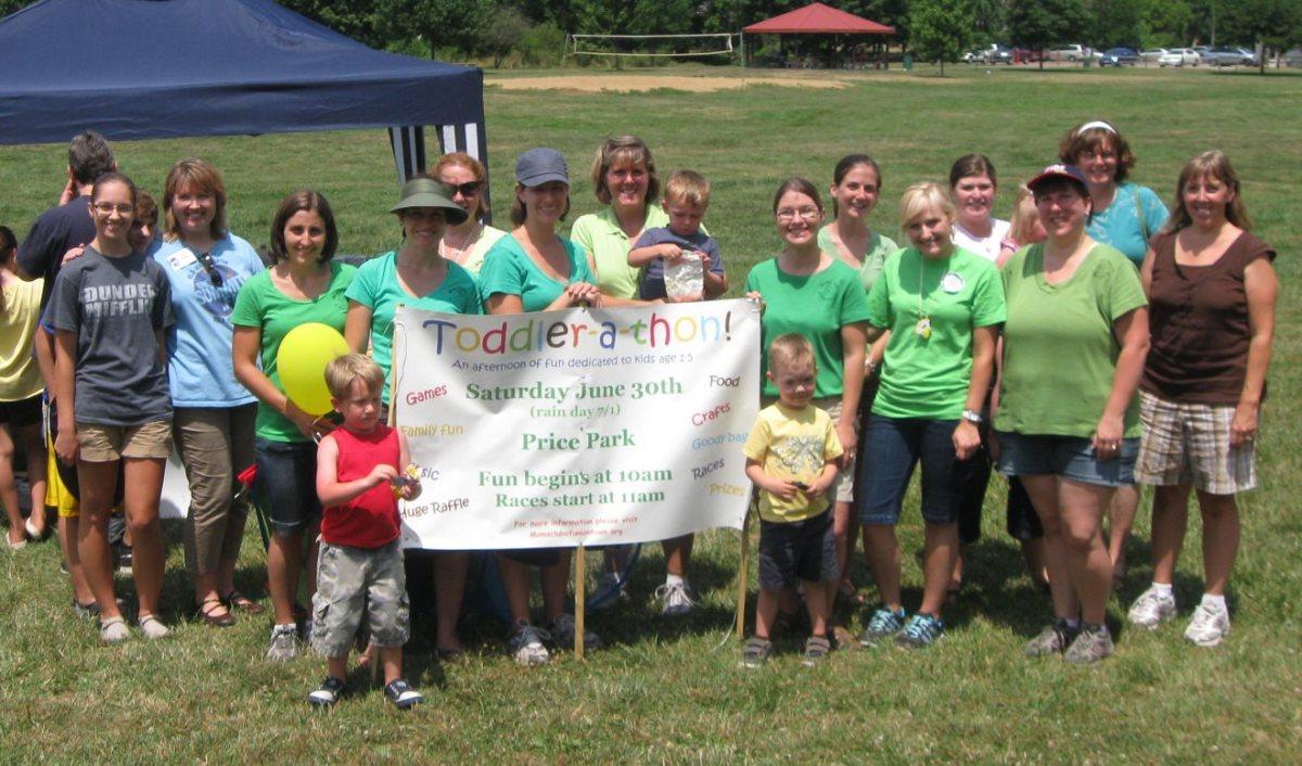 Toddlerathon 2012