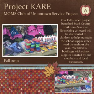 Project Kare 2010